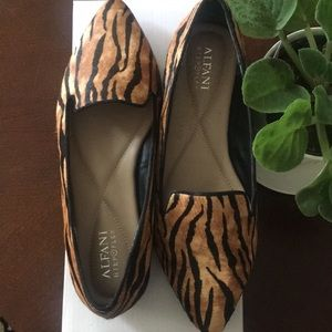 ALFANI Loafers SZ 7M NEW